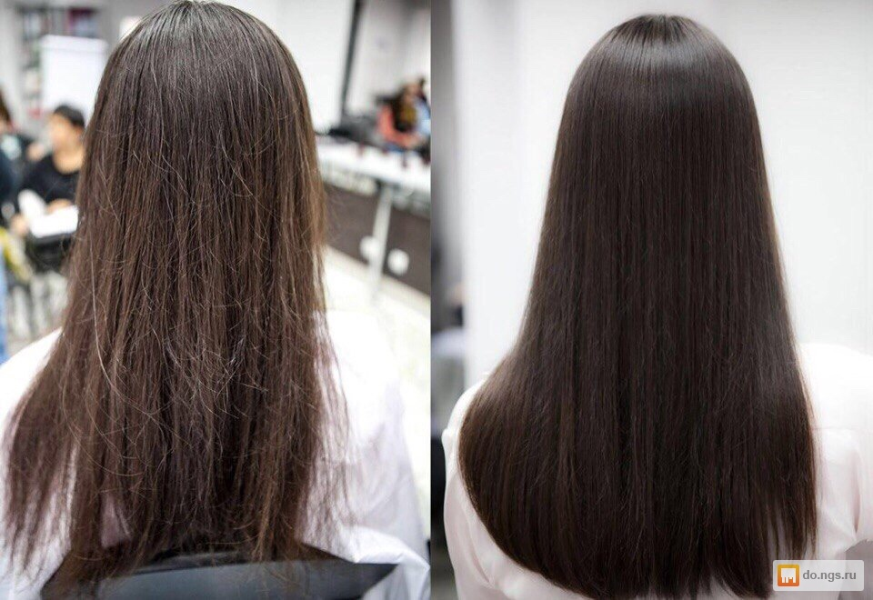 стрижка кончиков машинкой для волос